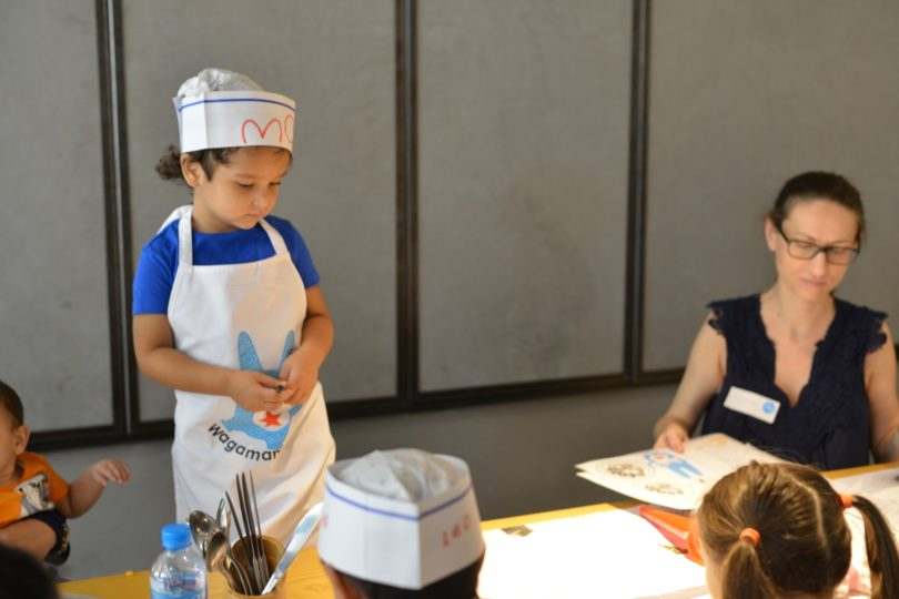 CitiSpi Mums & Kids' Cooking Class