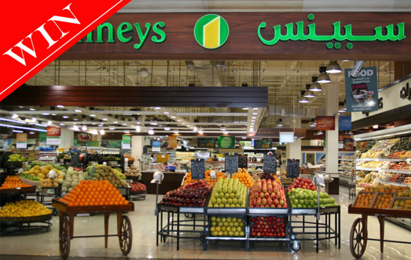 WIN an AED 500 Spinneys Voucher