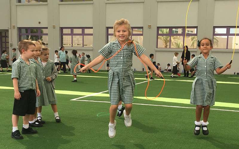 The importance of being happy at school
