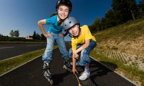 Five high-energy kids activities in Dubai