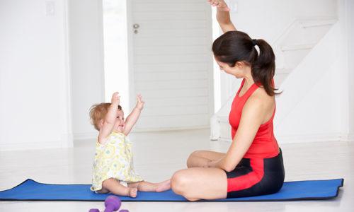 Baby Beeps and Yoga at Orange Wheels