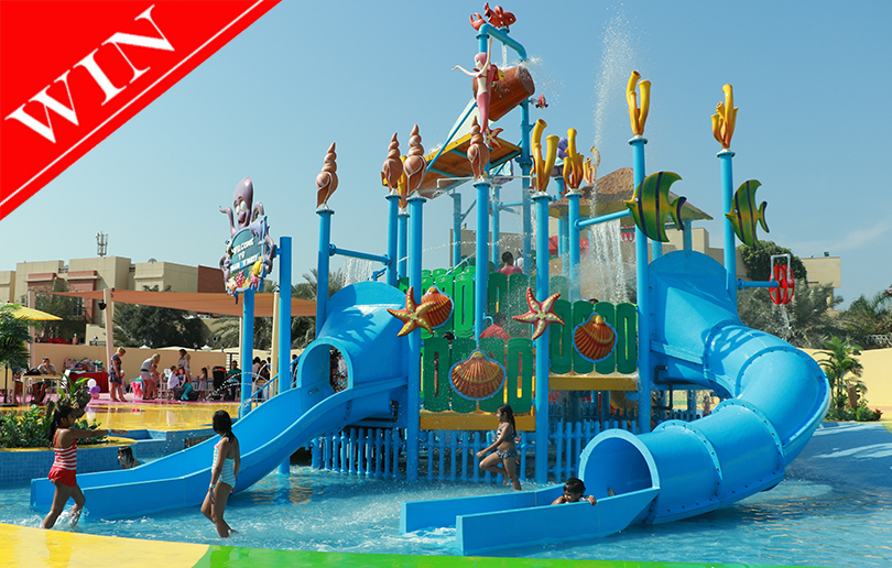 WIN a Year's Membership Voucher Worth AED 1,999 from Splash 'n' Party