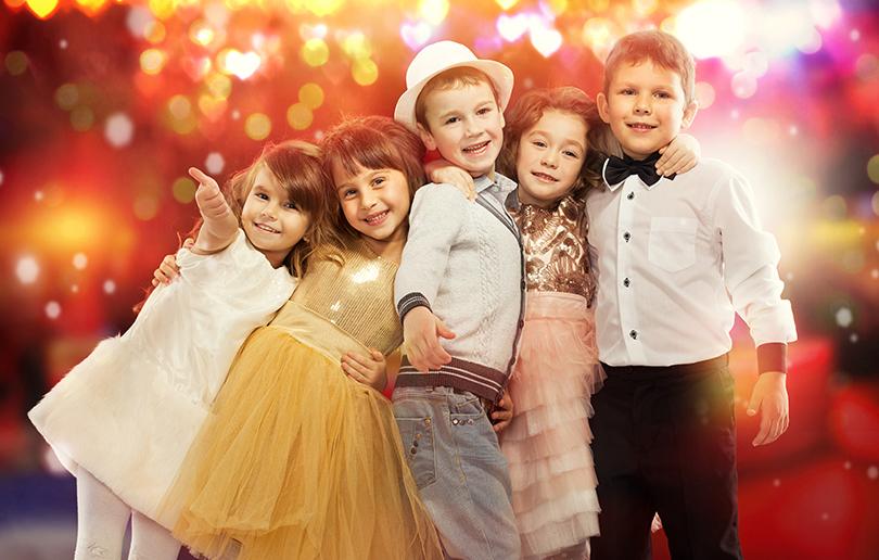 Family NYE destinations Dubai