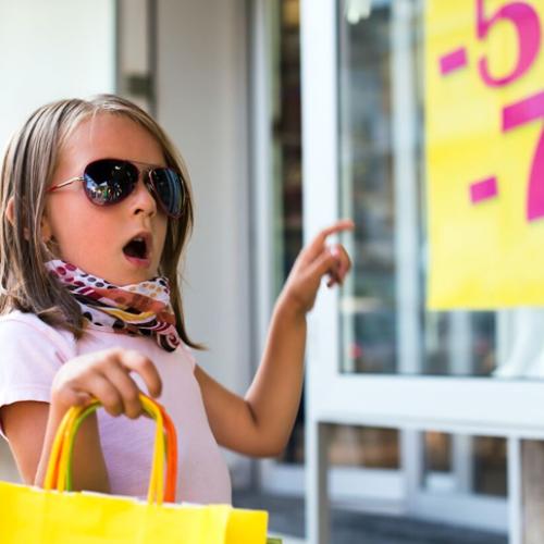 Five ways to save money on children's clothing in Dubai