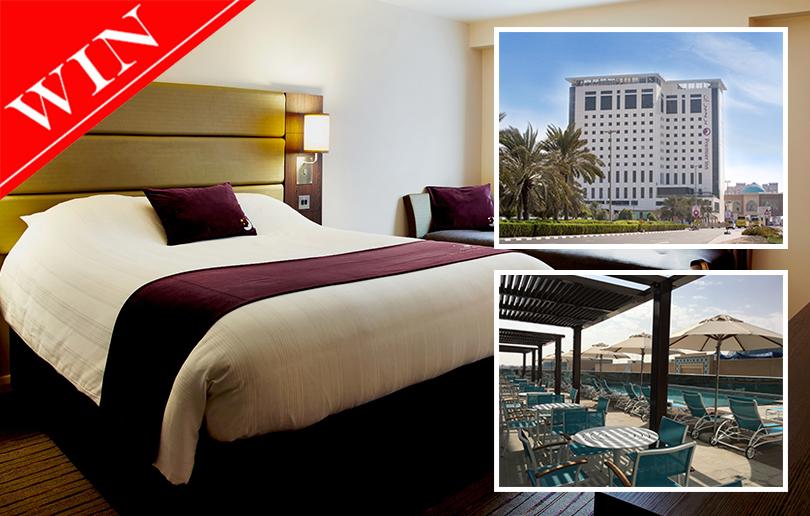 Win a Night's Stay at the Premier Inn Dubai Ibn Battuta Mall Worth AED 300