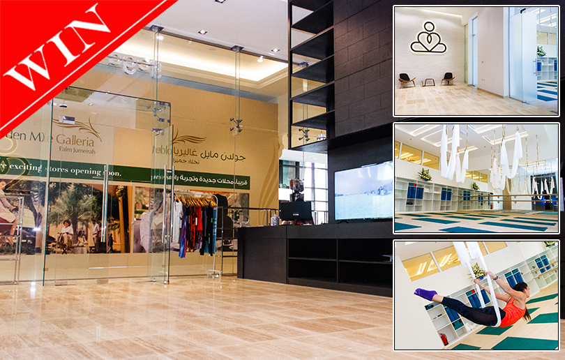 Win a Voucher Worth AED 500 from Yoga La Vie