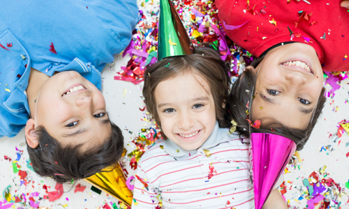 Top five kids' party venues in Dubai