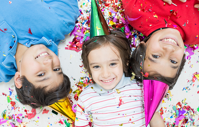 kids party venues dubai