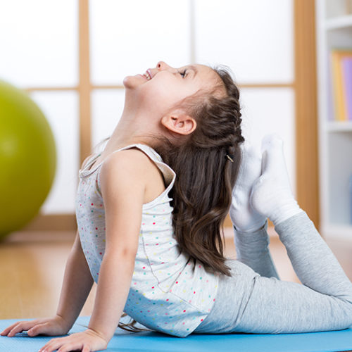 Yoga for kids in Dubai