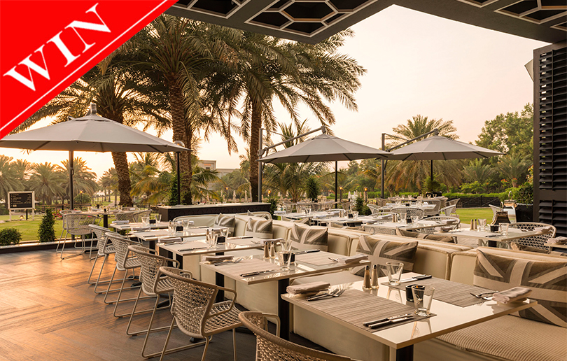 Win a Mother's Day dinner for four at Geales, Le Royal Meridien Beach Resort & Spa worth 1,000 AED!
