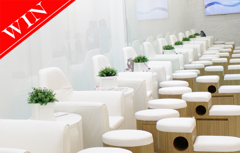 Win 500 AED to spend at The White Room