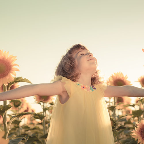 Four tips for teaching your child to relax