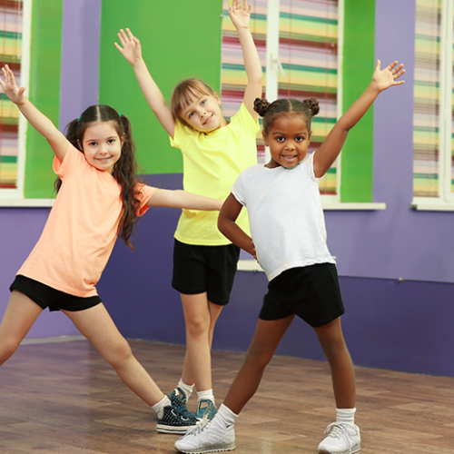 Zumba classes for kids in Abu Dhabi
