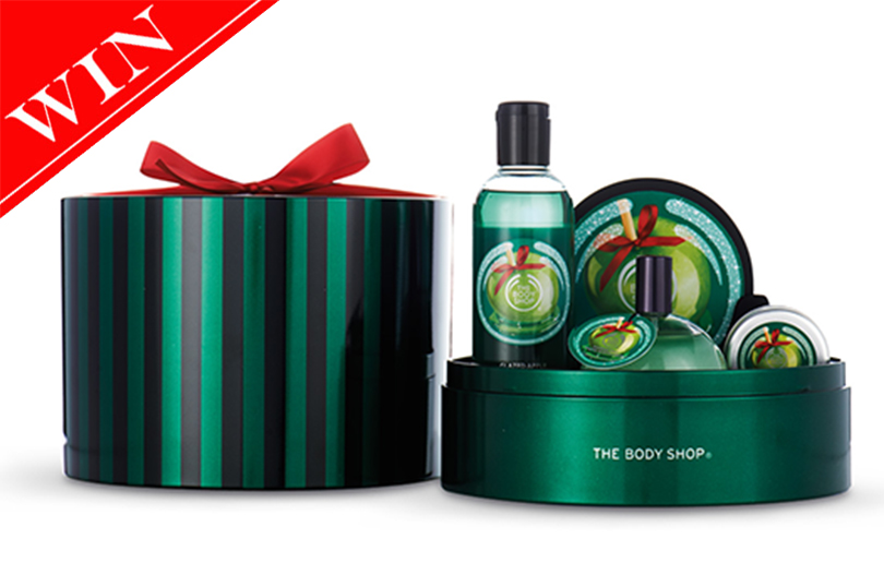 Body Shop Deluxe Gifts