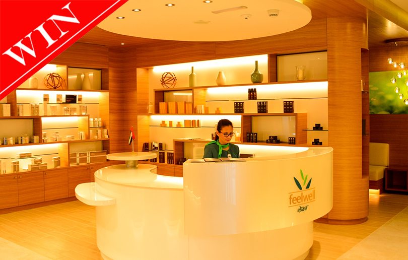 Dine and Experience the Spa at Dubai Herbal & Treatment Centre