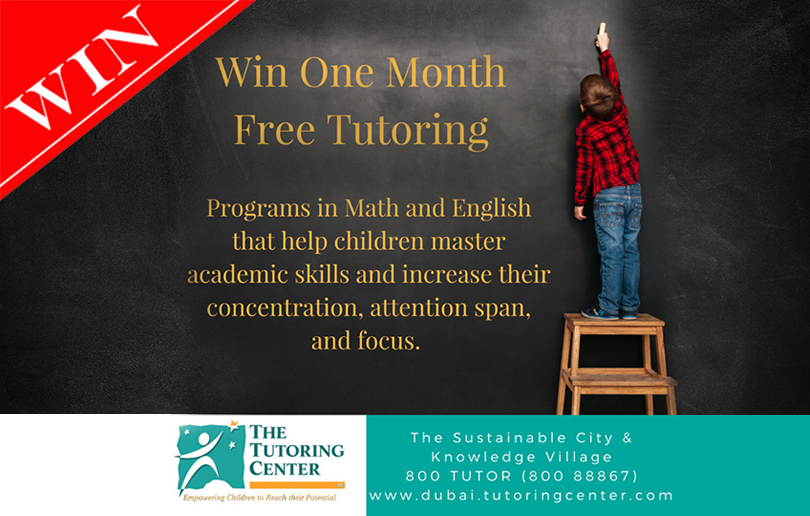 Free Tutoring from The Tutoring Centre