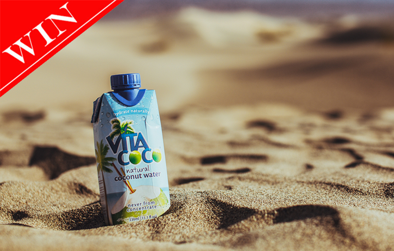 Supply of Vita Coco Coconut Water and Oil