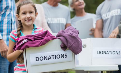 Three ways to teach Dubai kids to give back this Ramadan