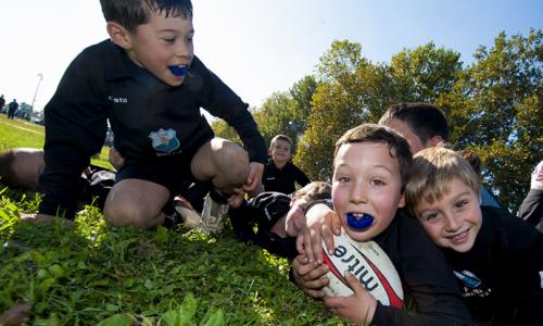 Former All Blacks stars to teach kids Dubai rugby camp