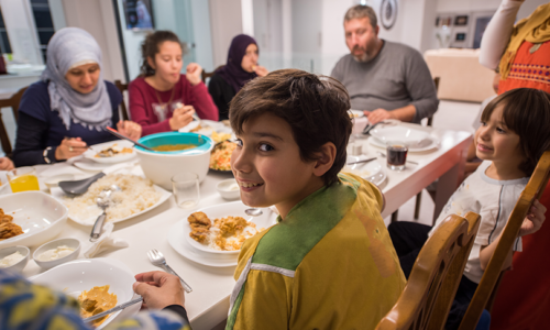 Ramadan dos and don'ts for a child's first fast