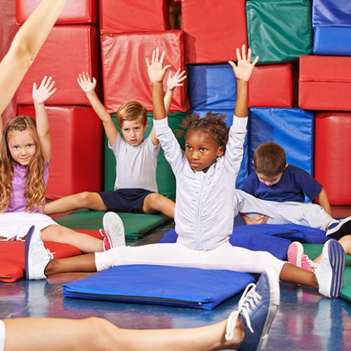 Little Gladiators Dubai helps fight childhood obesity