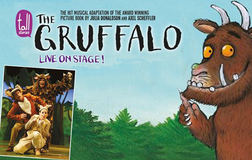 Watch The Gruffalo in Dubai