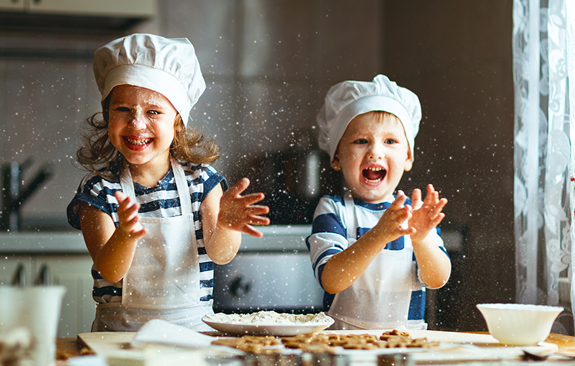 Dubai kids healthy cooking classes