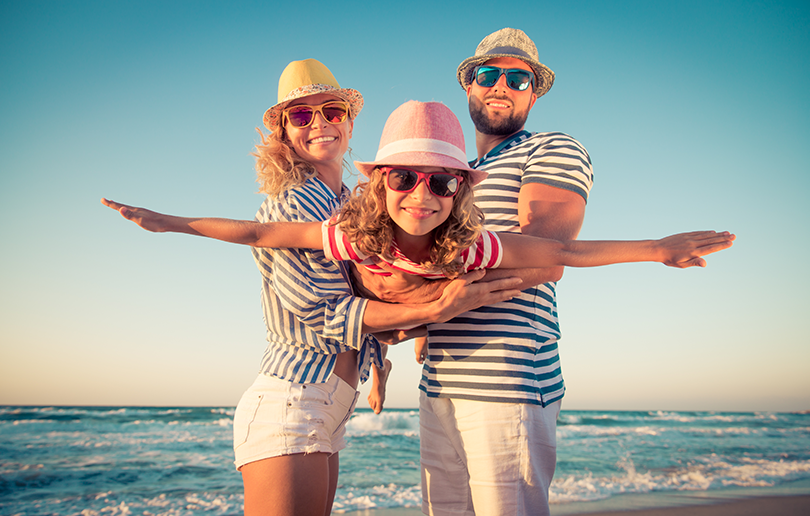 The Beach JBR family activities
