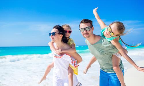 Our favourite family-friendly beaches in Dubai
