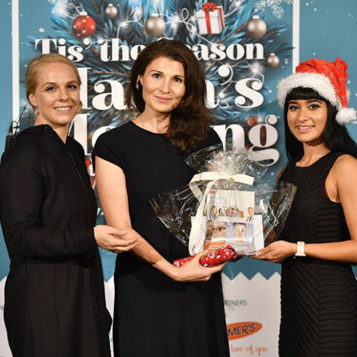 Dubai mums loved the Tis' the Season Mamas' Morning