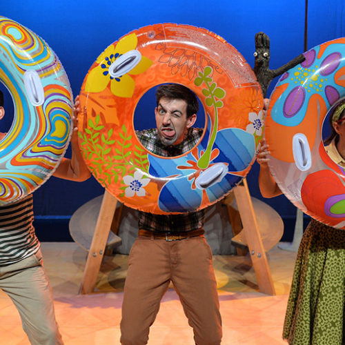Exclusive for our readers: win tickets to Stick Man Dubai