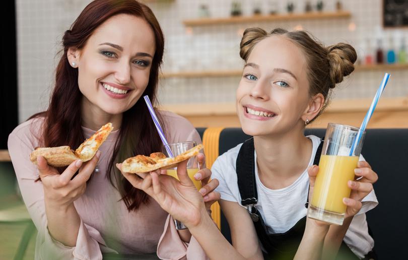 Al Ain pizza deal