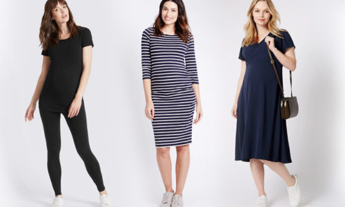 UAE mums-to-be can now shop online with Marks & Spencer for stylish maternity wear