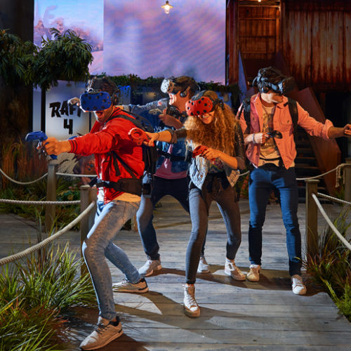 VR Park at The Dubai Mall: An Exciting Virtual World to Explore!