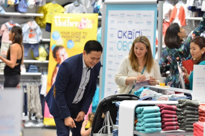 Exclusive relaunch of Okaidi Obaibi's Mirdif City Centre Store