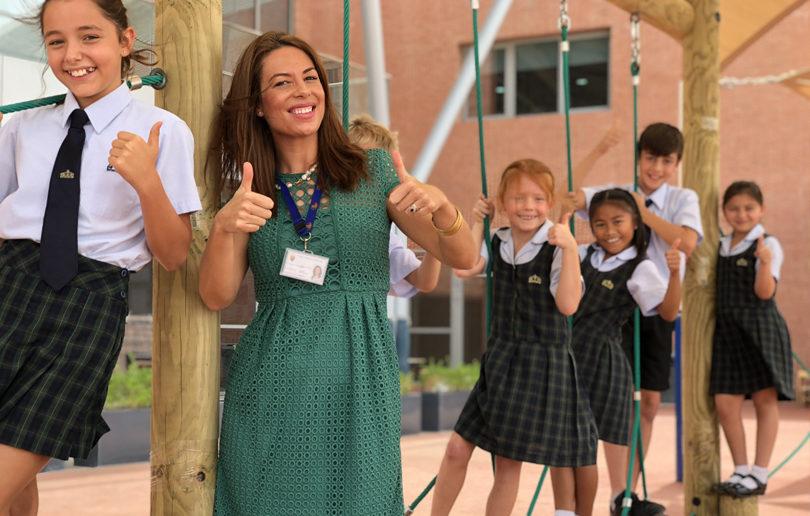Kings' School Al Barsha builds on success