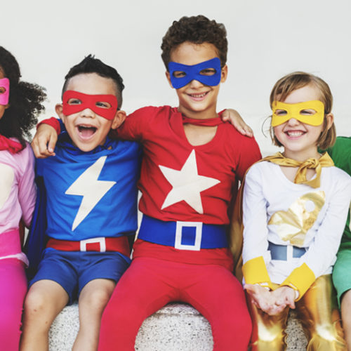 Superhero summer camp returns to Abu Dhabi!