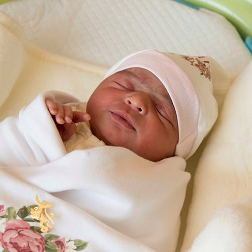 Abu Dhabi welcomes first babies born during Eid Al Fitr
