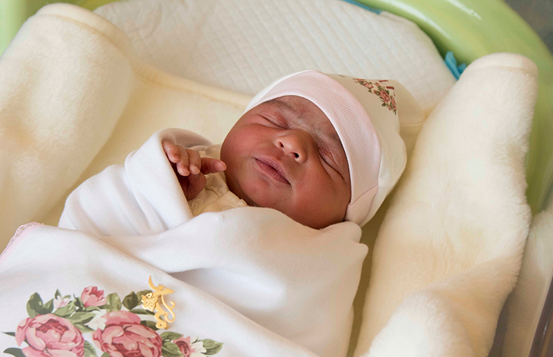 Abu Dhabi welcomes Eid babies
