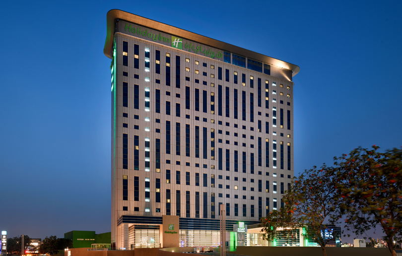 Your staycation at the Holiday Inn Dubai Festival City