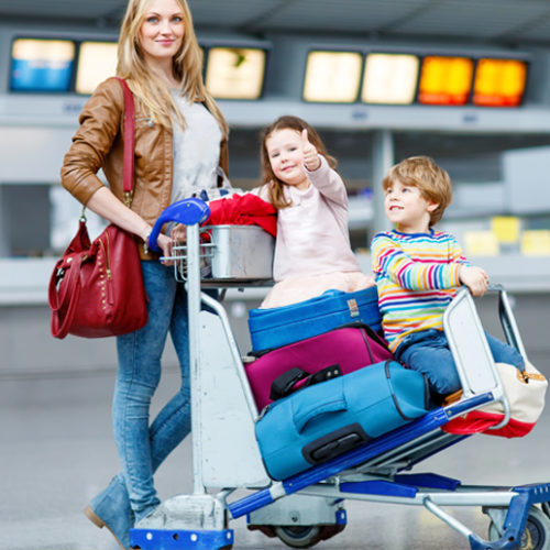 Expat mums: here's our tips on travelling with kids this summer