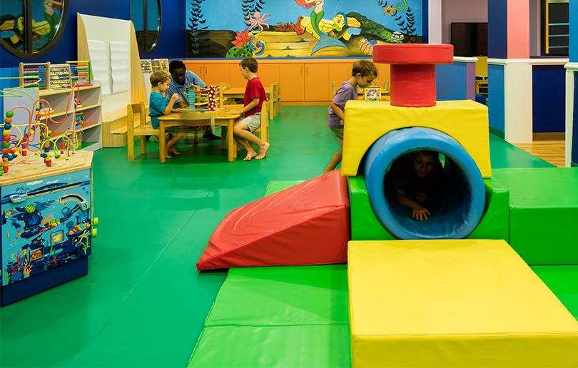 Grand Hyatt Dubai Kids' Club summer camp