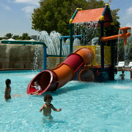 Grand Hyatt Dubai Kids' Club