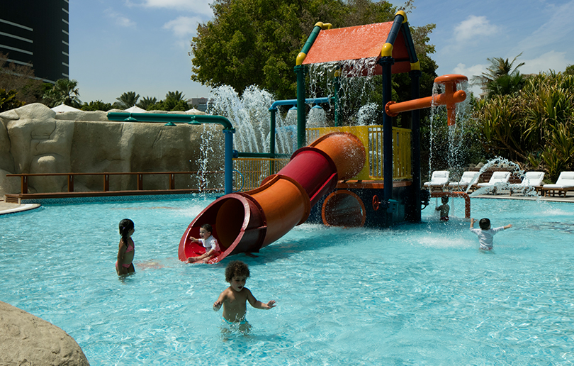 Grand Hyatt Dubai Kids' Club summer camp