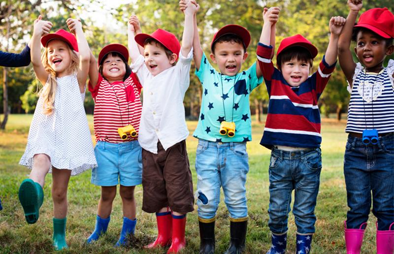 UAE toddlers
