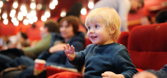 Bring your baby to the movies every Tuesday at this Dubai cinema