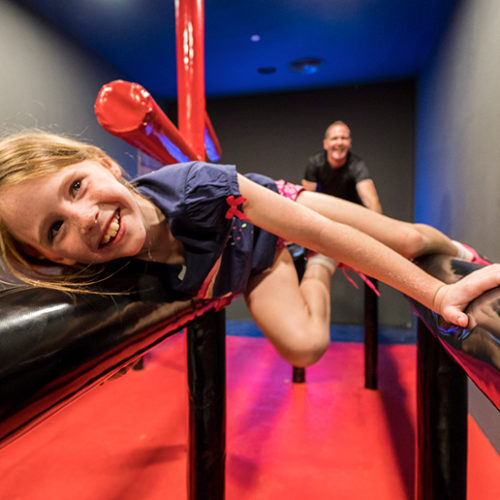 Fun for the whole family at TEPfactor Dubai