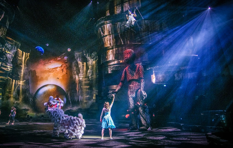 La Perle is offering a huge family discount rate for Eid shows