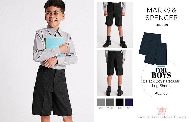 Smart school uniforms just got smarter!