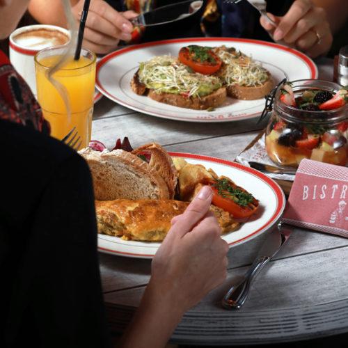 6 Breakfast Spots for Mums in Dubai